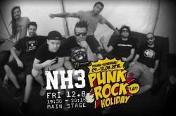 Punk Rock Holiday 19:30,